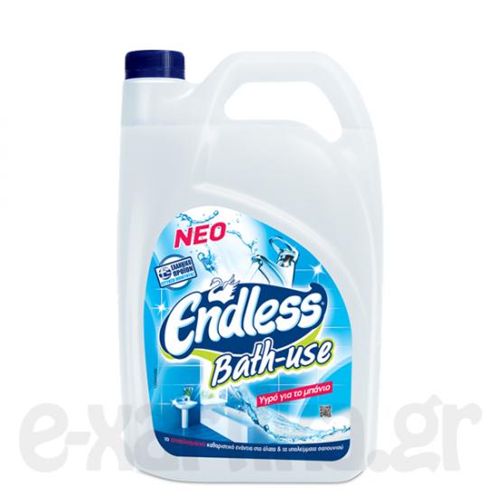 ENDLESS BATH USE ΥΓΡΟ ΓΙΑ ΤΑ ΑΛΑΤΑ 4LT ΓΙΑ ΤΟ ΜΠΑΝΙΟ